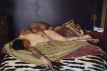 Sesso e arte le opere di Sarah Anne Johnson per Wonderlust Wrinkles