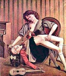 Balthus, la lezione di chitarra