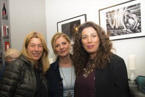 Roberta Beta, Patrizia Bartoloni e Samya Abbary