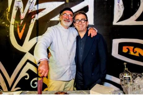 Andy Luotto e Pino Strabioli