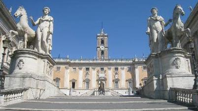 Palazzo Senatorio, Campidoglio 3