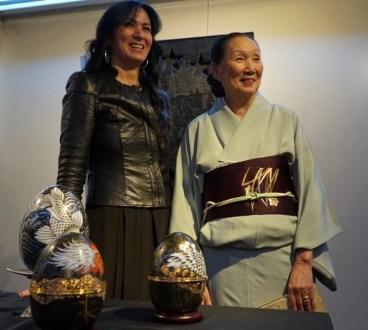 Yuriko e la madre