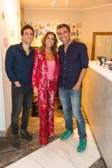 Marcello Maietta, Tina Vannini e Francesco Stella
