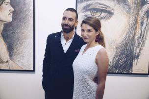 Roberto Di Costanzo e Francesca Anfosso