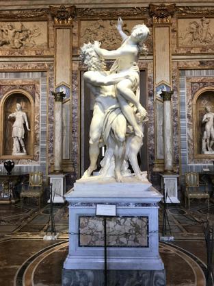 Bernini a Galleria Borghese (3)