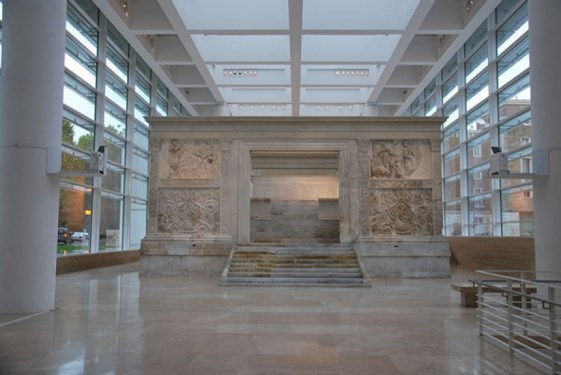 Museo dell_Ara Pacis
