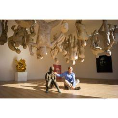 Zhang Dali, la mostra a Palazzo Fava a Bologna 4