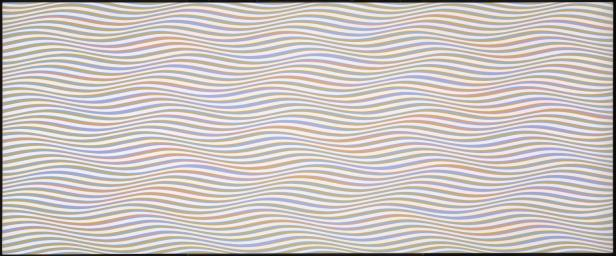 To a Summer's Day 1980 Bridget Riley born 1931 Purchased 1982 http://www.tate.org.uk/art/work/T03375