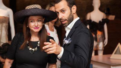 Filippo Pernisco e Penny Apap Brown