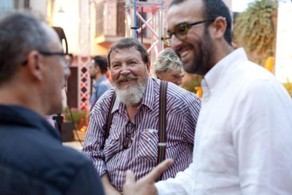 Giuliano Ferrara e Claudio Cerasa