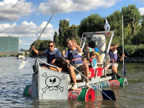 Re Boat Roma Race