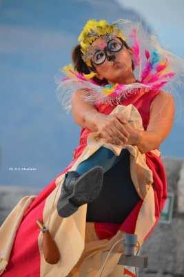 i costumi di Monica Mancini per Gli uccelli -Nubicuculia la città impossibile (4)