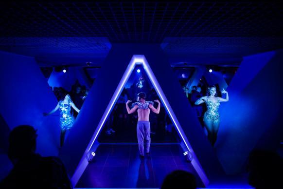 Performance di La B. Fujiko (1)