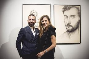 Roberto di Costanzo e Francesca Valtorta