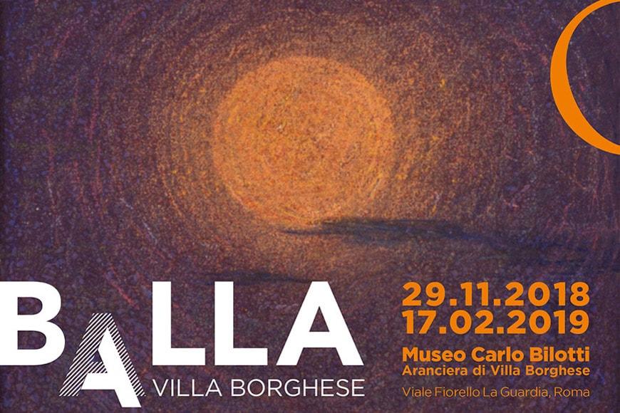 Balla a Villa Borghese 2