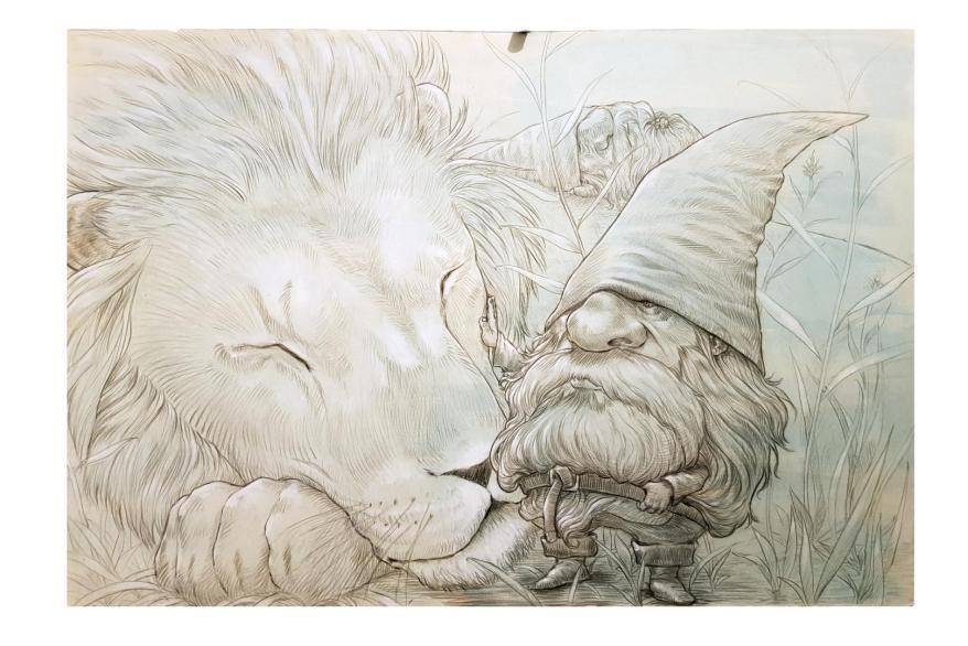 Diego Poggioni - Fairy Care
