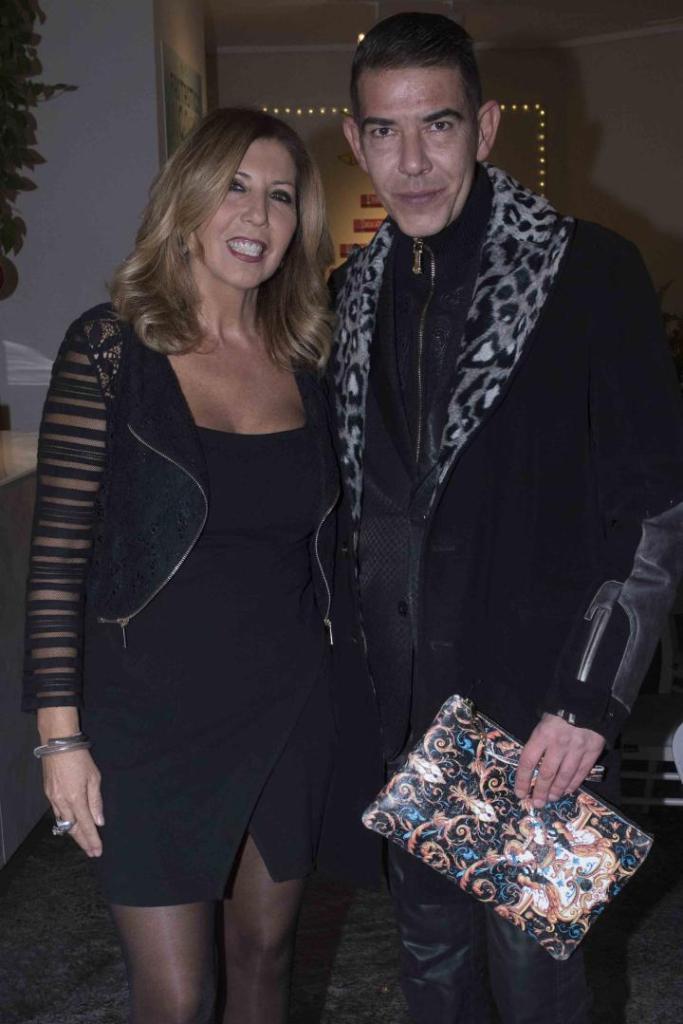 Tina Vannini e Ilian Rachov