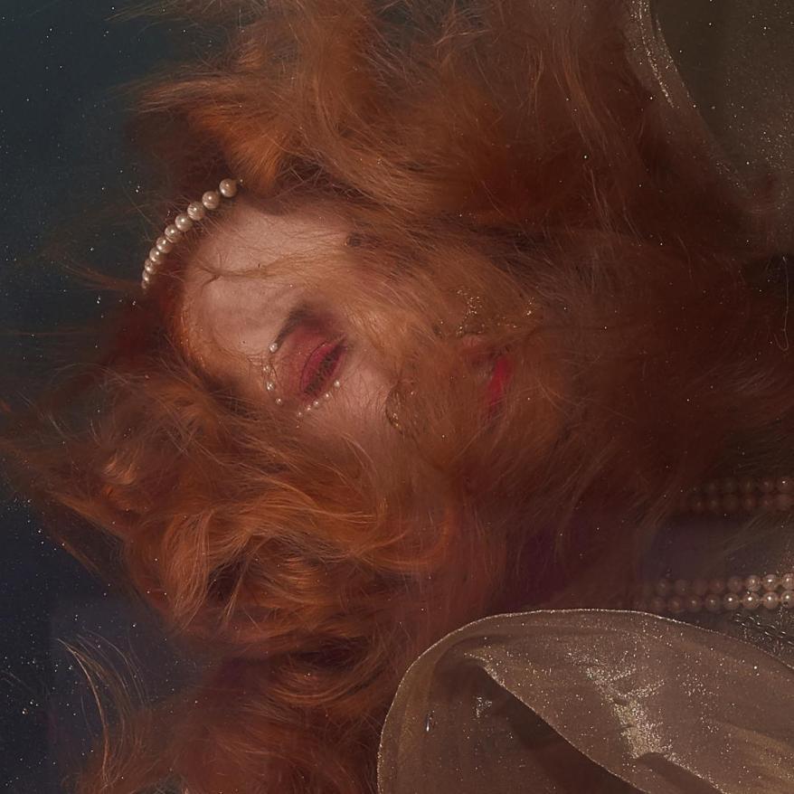 marta petrucci - Ophelia's Underwater Dream - con Moby Dick