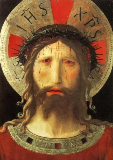 Beato Angelico, Cristo coronato di spine