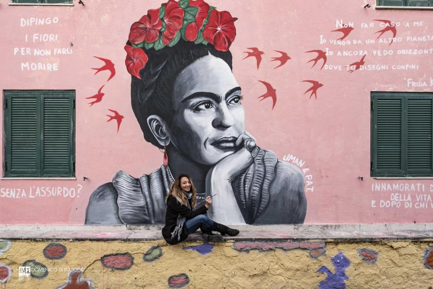 Frida, Uman