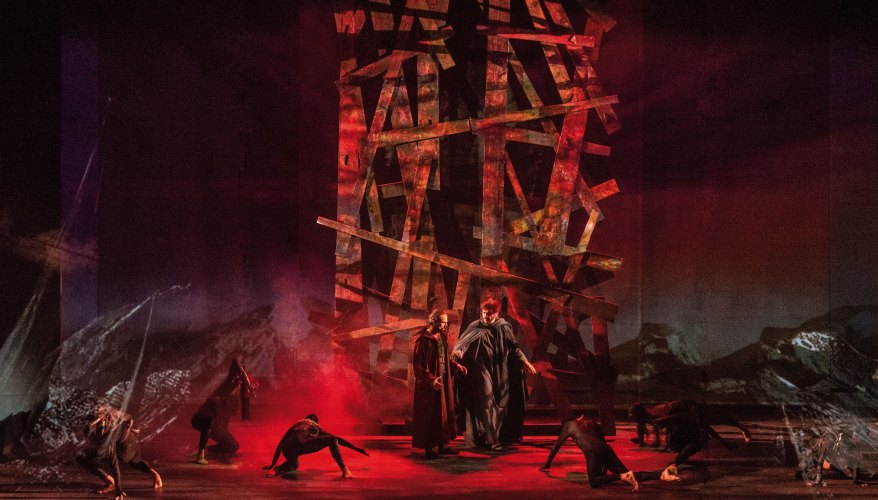 La città di Dite - La Divina Commedia opera musical