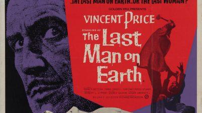 L'ultimo uomo sulla terra - Locandina