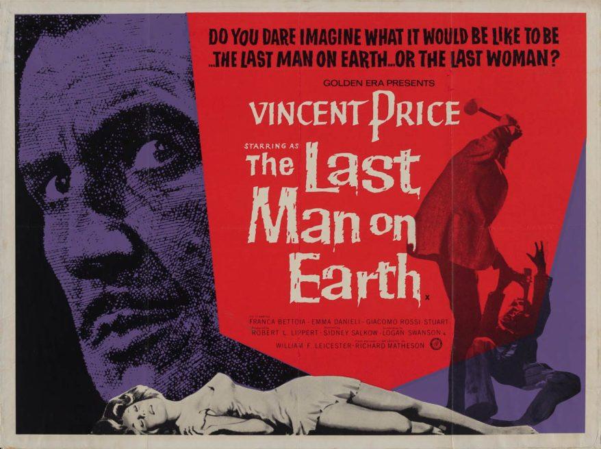 L'ultimo uomo sulla terra