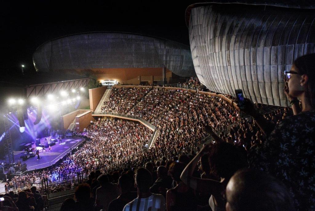 Roma Summer Festival all'Auditorium  Parco della Musica