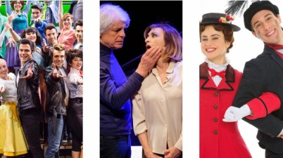 Grease, Placido, mary Poppins, Sweeney Todd e gli altri