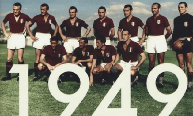Superga 1949