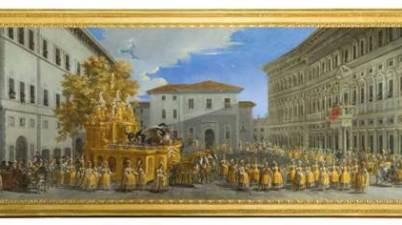 Il carro d'oro di Johann Paul Schor