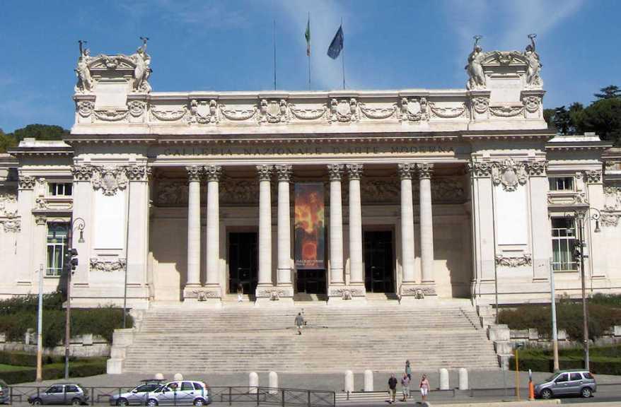 GNAM, Galleria Nazionale d'Arte Moderna e Contemporanea