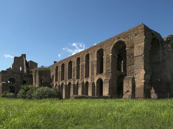 Ph. B.Angeli _ Parco archeologico del Colosseo, arcate severiane