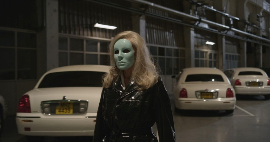 Holy Motors - Edith Scob