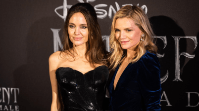 Angelina Jolie e Michelle Pfeiffer per Maleficent