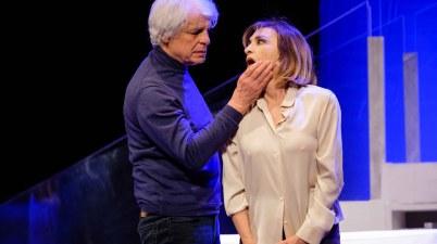 Piccoli crimini coniugali con Michele Placido e Anna Bonaiuto ©Massimiliano Donati
