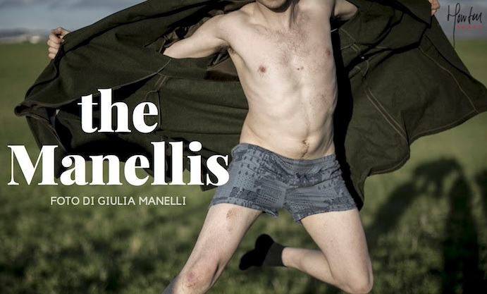 The Manellis, foto di Giulia Manelli
