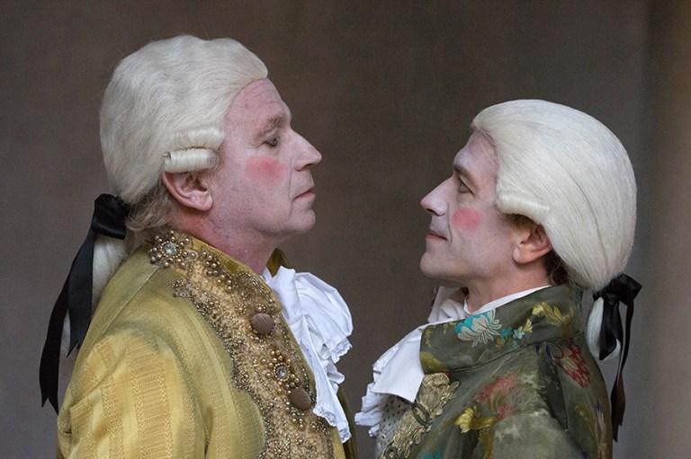 Amadeus al Teatro Quirino