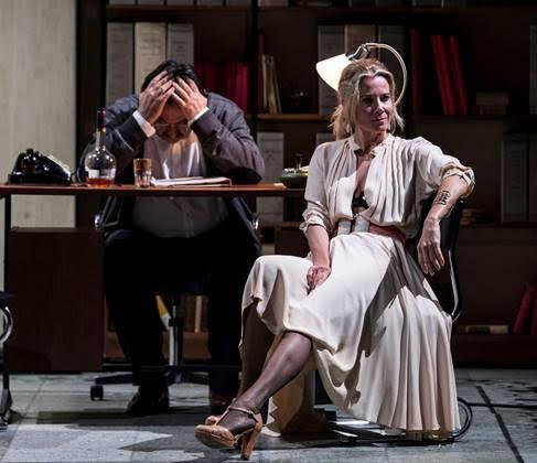 Scene da un matrimonio al Teatro Eliseo