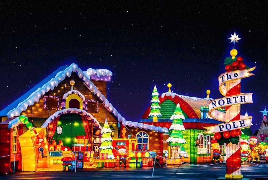 Christmas Wonderland Roma, il grande villaggio delle festività è a Prati