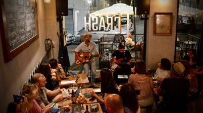 Jazz do it al Crash Roma