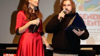 Janet De Nardis e Roberto Corradi