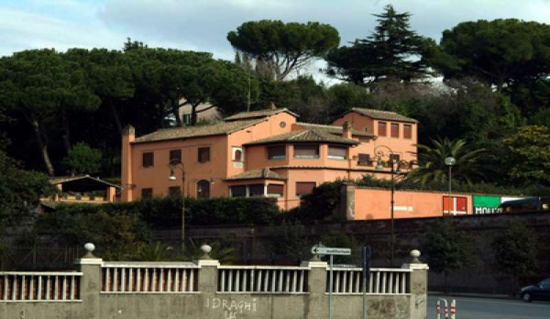 Villa di Alberto Sordi