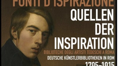 Fonti d'ispirazione, Museo Casa di Goethe- Roma