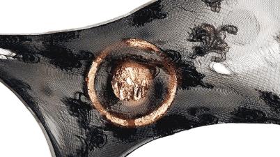 Ciò che resta di Venere, le calze di nylon di Tatsiana Pagliani