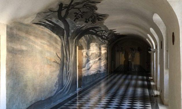 convento di Trinità dei Monti