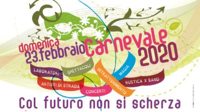 Carnevale ecosostenibile al Tuscolano