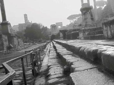 Roma secondo Josef Koudelka, il fotografo di Magnum Photos