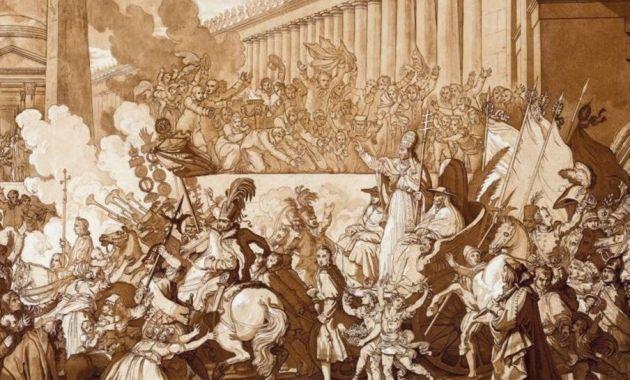 Napoleone e l'archeologia