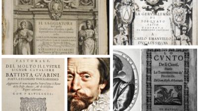 Letteratura italiana: il Seicento in 5 libri e autori
